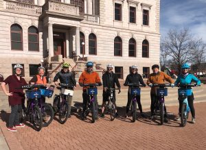 PikeRide Monthly Lunch Ride (April)