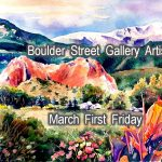 Cindy Welch, David Barber, & Rob Grishow presented by Boulder Street Gallery at Boulder Street Gallery, Colorado Springs CO