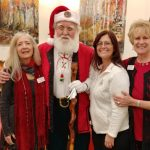 Holiday Gala at Hunter-Wolff Gallery