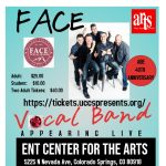 FACE Vocal Band-ABE Concert presented by Arts Business Education Consortium at Ent Center for the Arts, Colorado Springs CO