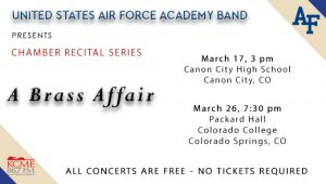 United States Air Force Academy Band-KCME Chamber ...