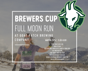 Brewers Cup Full Moon Run
