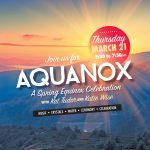 Aquanox: A Spring Equinox Celebration with Kat Tudor and Katie Wise