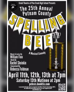 The 25th Annual Putnam County Spelling Bee : The M...
