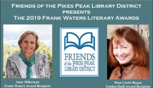 Friends of the Pikes Peak Library District's 27th Annual Literary Awards presented by Friends of the Pikes Peak Library District at Antlers Hotel, Colorado Springs CO