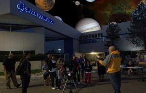 Family Star Party: The Forces Around Us