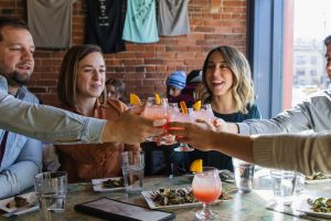 The Springs Signature Cocktail Tour presented by Rocky Mountain Food Tours at Downtown Colorado Springs, Colorado Springs CO