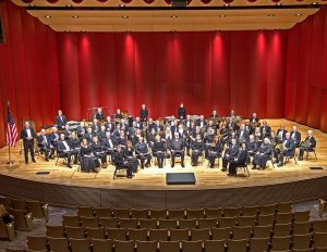 Friends of New Horizons Band of Colorado Springs presents Concert and Symphonic Bands