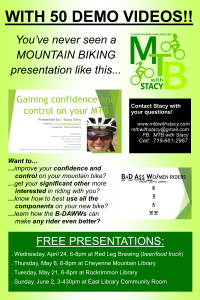 Mountain Biking Presentation