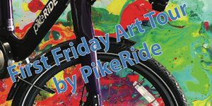 April First Friday Art Tour by PikeRide