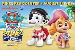 PAW Patrol Live! presented by Pikes Peak Center for the Performing Arts at Pikes Peak Center for the Performing Arts, Colorado Springs CO