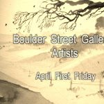 Nancy Nuttelman, Rick Forsyth, and Richard Risely presented by Boulder Street Gallery and Framing at Boulder Street Gallery, Colorado Springs CO
