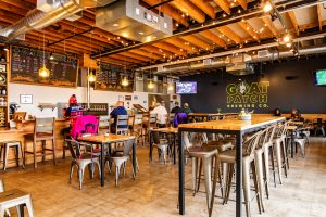 Goat Patch Brewing Company located in Colorado Springs CO