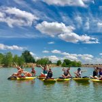 Memorial Day SUP Yoga & Lunch presented by Dragonfly Paddle Yoga at ,
