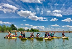 Memorial Day SUP Yoga & Lunch