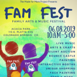 FAM Fest (Family Arts and Music Festival)