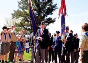 Memorial Day Ceremony presented by Town of Monument at ,