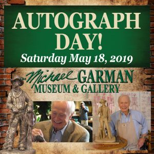 Autograph Day with Michael Garman