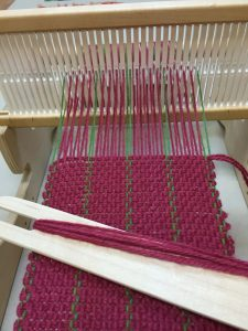 Curious about Weaving?