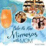 Mimosas with Mom presented by Color Me Mine at Chapel Hills Mall, Colorado Springs CO