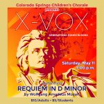 X-VOX Generations Joined in Song presented by Colorado Springs Children's Chorale at Ent Center for the Arts, Colorado Springs CO
