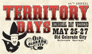 Territory Days presented by Historic Old Colorado City at Old Colorado City, Colorado Springs CO