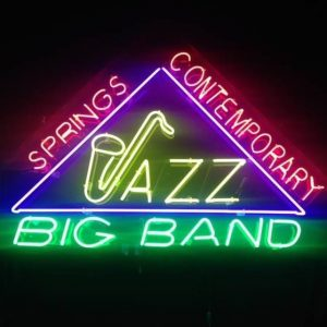 Jazz in the Parks: Springs Contemporary Jazz Big Band