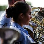 """Jazz in the Parks: USAF Academy Band """"Falconaires"""" Jazz Ensemble & """"The Alumni Band"""""""