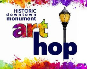 Art Hop in Downtown Monument