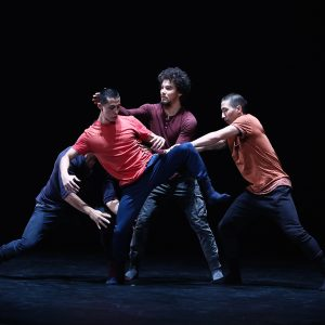 Rubberband Dance Group: Vic's Mix presented by UCCS Presents at Ent Center for the Arts, Colorado Springs CO