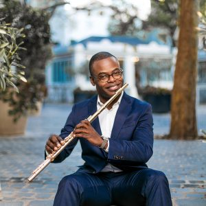 Demarre McGill presented by UCCS Presents at Ent Center for the Arts, Colorado Springs CO