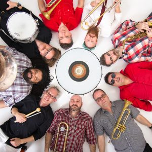 Slavic Soul Party! presented by UCCS Presents at Ent Center for the Arts, Colorado Springs CO