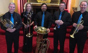 Music on the Labyrinth: Colorado Brass Arts