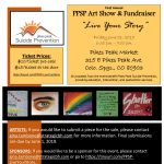 PPSP Art Show & Fundraiser presented by Pikes Peak Suicide Prevention at ,