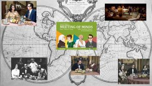 Meeting of Minds: Steve Allen/PBS Classic Series presented by Big Ten Alumni Club Of Colorado Springs at PPLD -Library 21c, Colorado Springs CO