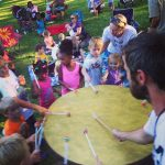 Summer Fun: Drum Safari