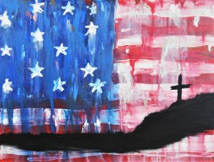 Remembering D-Day 75th Anniversary Military Appreciation Art Exhibition