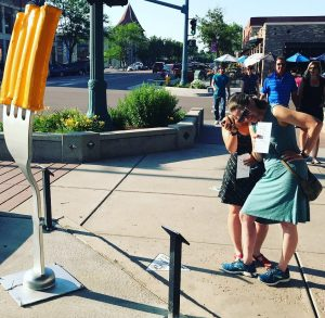 SOLD OUT: 2019-2020 Art on the Streets Launch Party presented by Downtown Partnership of Colorado Springs at PPLD - Penrose Library, Colorado Springs CO