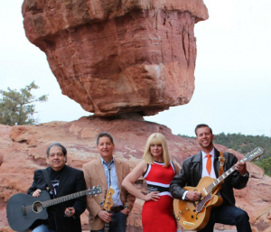 Library Lawn Concert Series: Balanced Rock