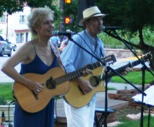 Library Lawn Concert Series: The Storys