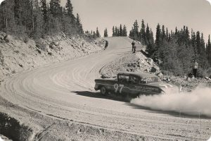 """""""A Look Back at The Pikes Peak Auto Hill Climb"""""""
