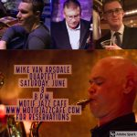 Mike Van Arsdale Quartet presented by Motif Jazz Cafe at Motif Jazz Cafe, Colorado Springs CO