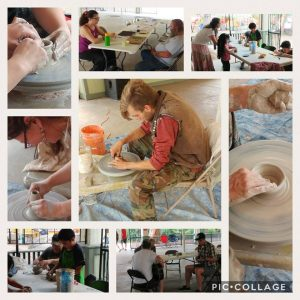Poetry and Pottery