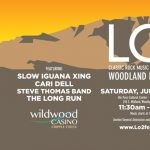 LO2 Classic Rock Music Festival presented by Ute Pass Cultural Center at Ute Pass Cultural Center, Woodland Park CO