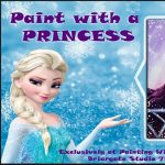 Paint with a Princess! presented by Premier Princess Entertainment at ,