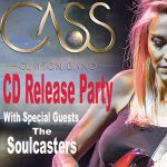 Cass Clayton Band CD Release with The Soulcasters