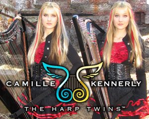 Harp Twins presented by Stargazers Theatre & Event Center at Stargazers Theatre & Event Center, Colorado Springs CO