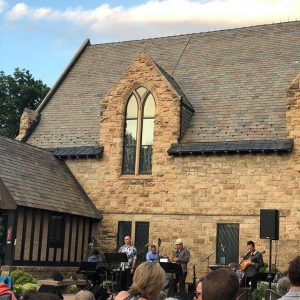 Jazz in the Garden with Hennessy 6 presented by Grace and St. Stephen's Episcopal Church at Grace and St. Stephen's Episcopal Church, Colorado Springs CO