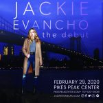 Jackie Evancho presented by Pikes Peak Center for the Performing Arts at Pikes Peak Center for the Performing Arts, Colorado Springs CO