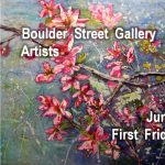 Myra Patin, Michael Malta, & Joni Ware presented by Boulder Street Gallery and Framing at Boulder Street Gallery, Colorado Springs CO
